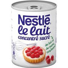 Lait concentré sucré, Nestlé (397 g)