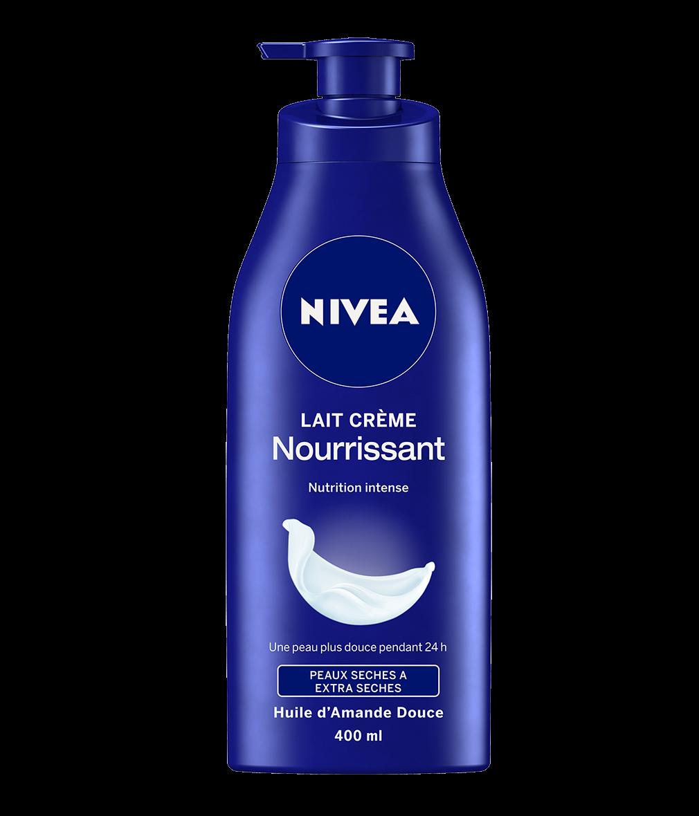 Lait Crème Nourrissant, Nivea Body (250 ml)