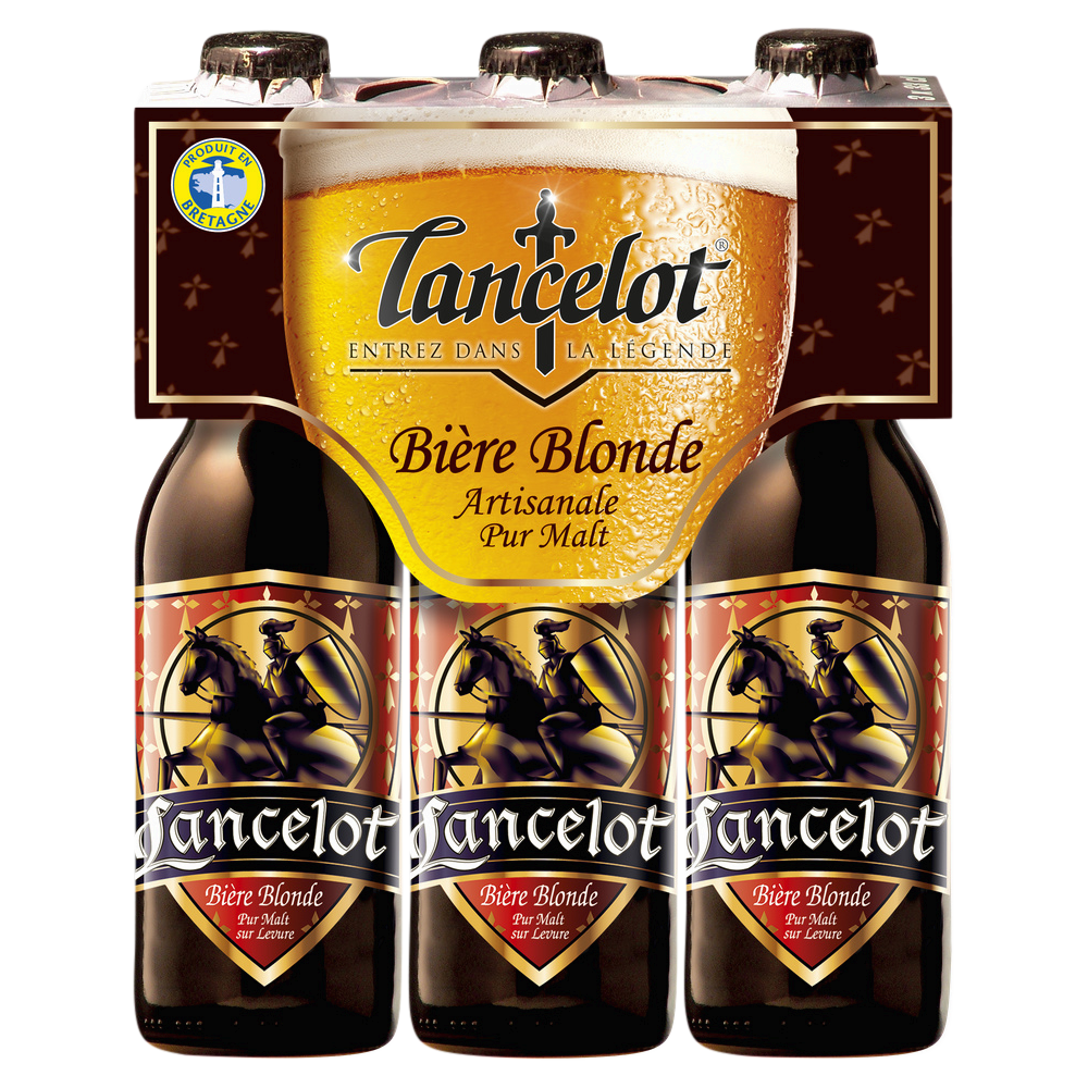 Pack de Lancelot, 4° (3 x 33 cl)