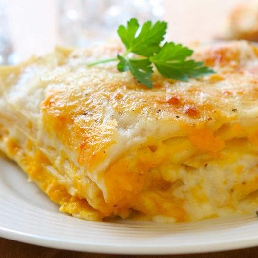 Lasagne au potimarron et Taleggio par La belle vie (400 g)