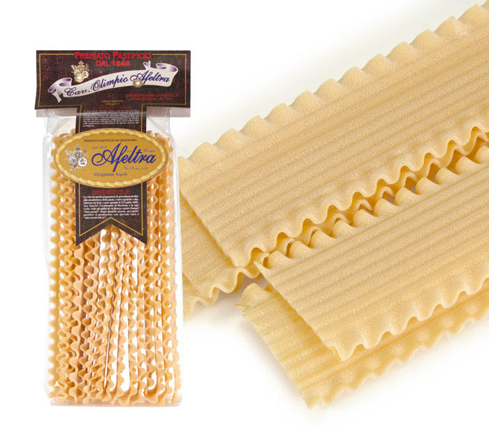 Lasagne di gragnano dentelée IGP, Afeltra (500 g)