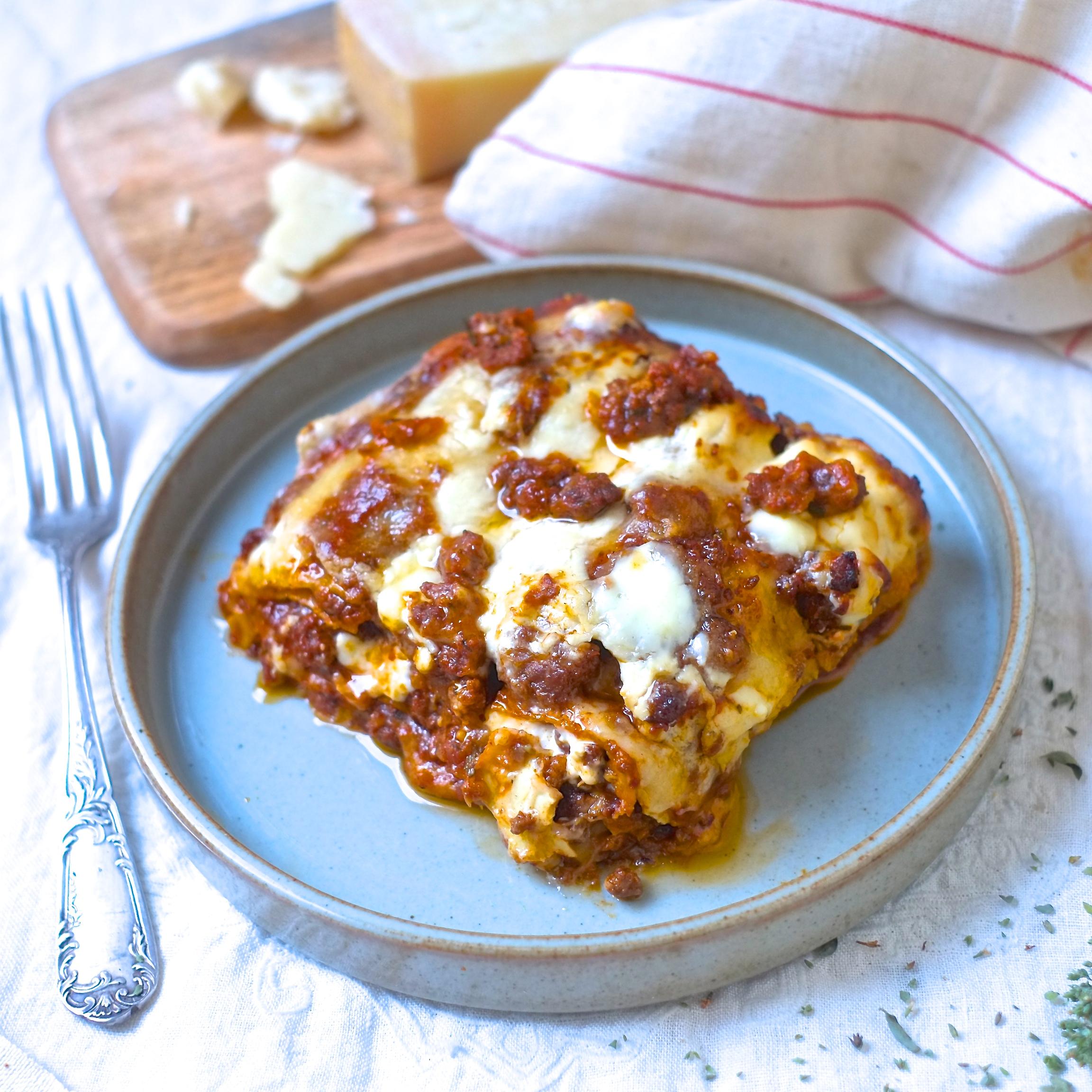 Lasagne à la bolognaise par La belle vie (400 g)