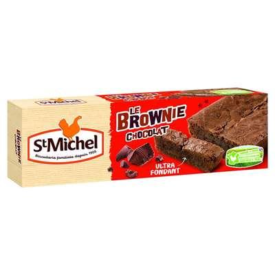 Le brownie chocolat, Saint Michel LOT DE 2 (2 x 240 g)