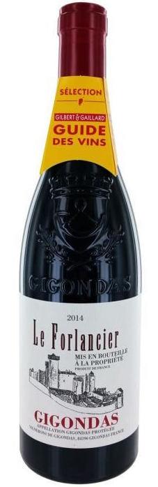 Gigondas Le Forlancier 2015 (75 cl)