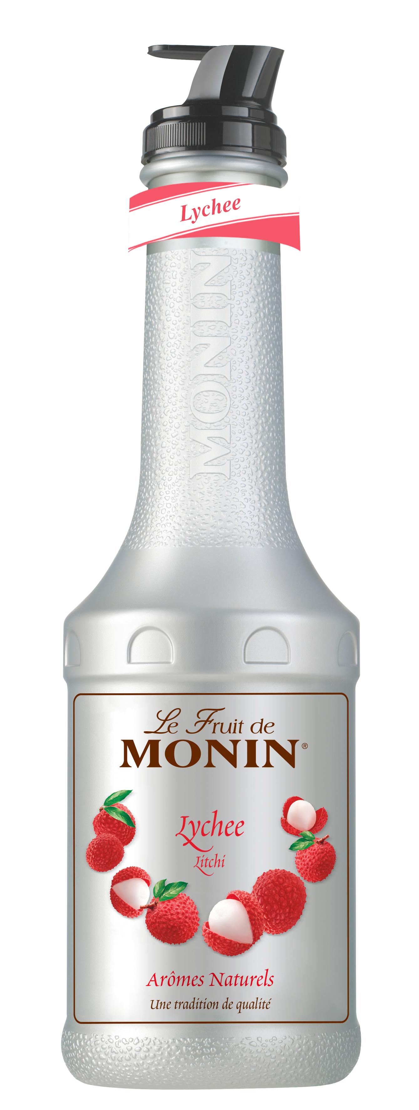Le Fruit Litchi, Monin (1 L)