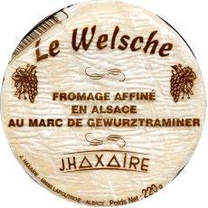 Le Welsche au Marc de Gewurztraminer (environ 200 g)