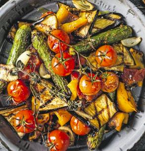 Légumes provençaux grillés au BBQ par La belle vie (350 g)