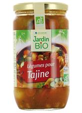 Légumes pour tajine BIO, Jardin Bio (650 g)