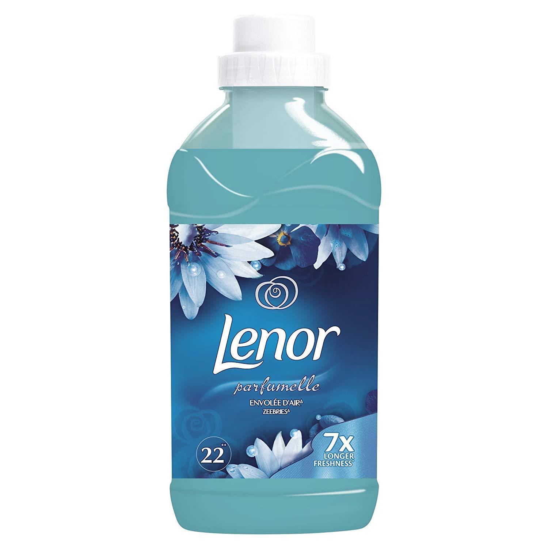 Adoucissant concentré Envolée Air Frais, Lenor (550 ml)