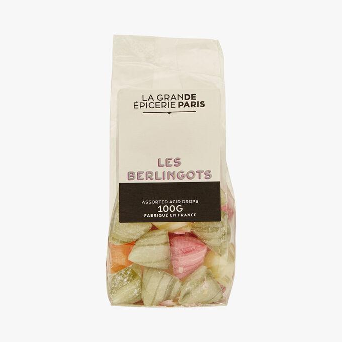 Bonbon berlingots, La Grande Epicerie de Paris (100 g)