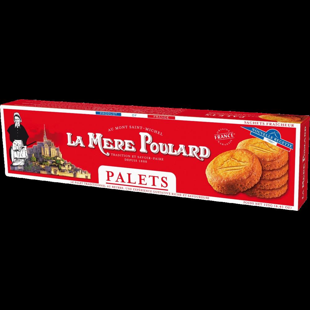Palets, La mère Poulard (125 g)
