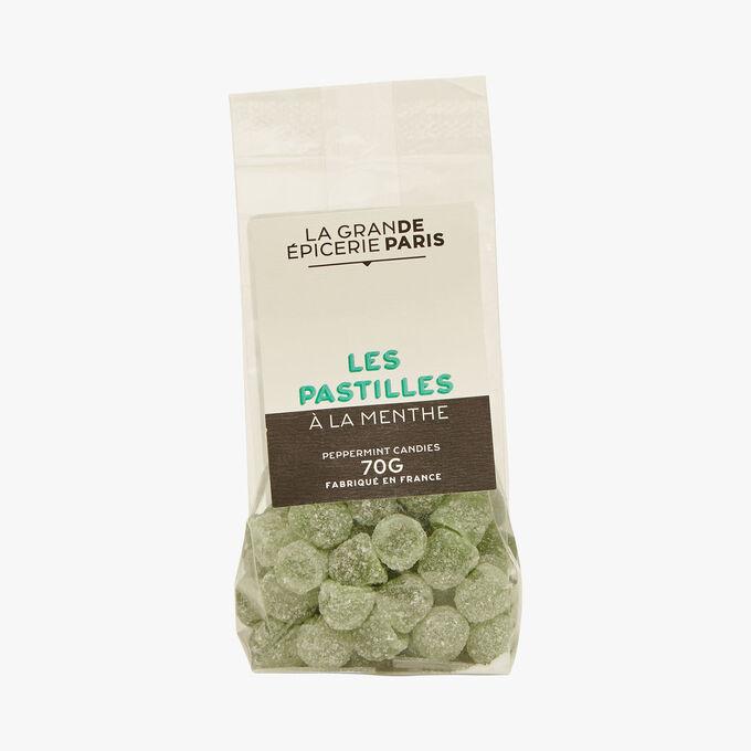 Pastilles à la menthe, La Grande Epicerie de Paris (70 g)
