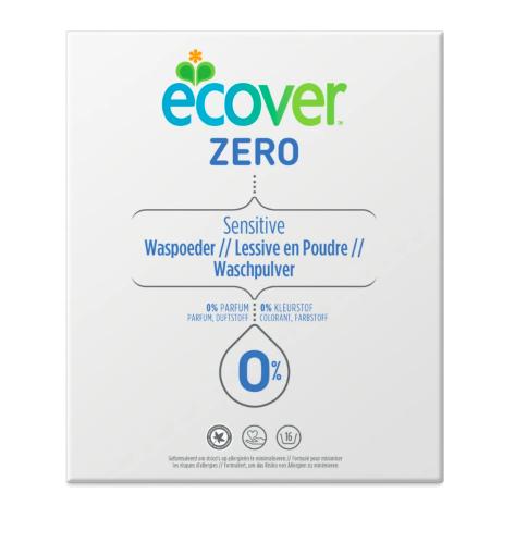 Lessive poudre 0% sans parfum, Ecover (1.2 kg)