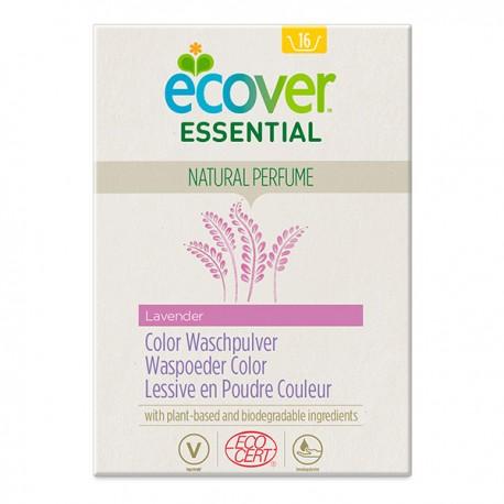 Lessive poudre couleurs vives, Ecover (1,2 kg)