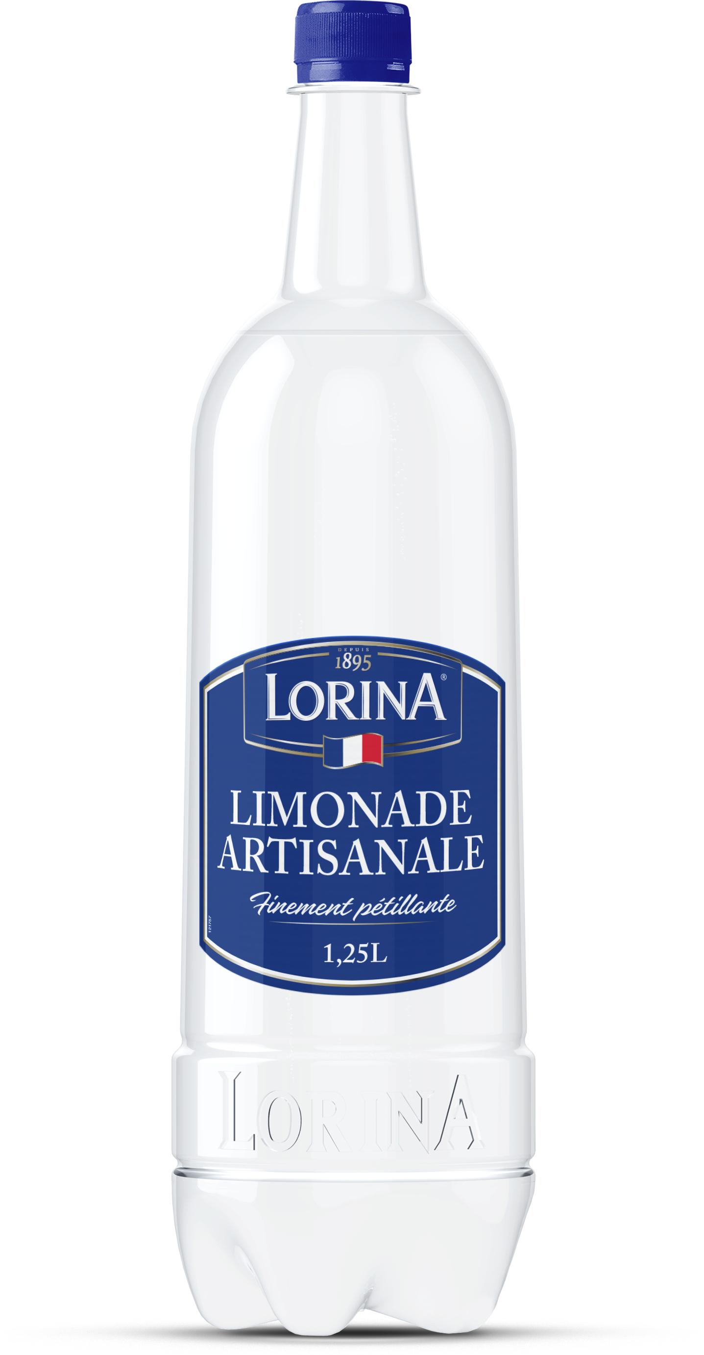 Limonade artisanale, Lorina (1.25 L)