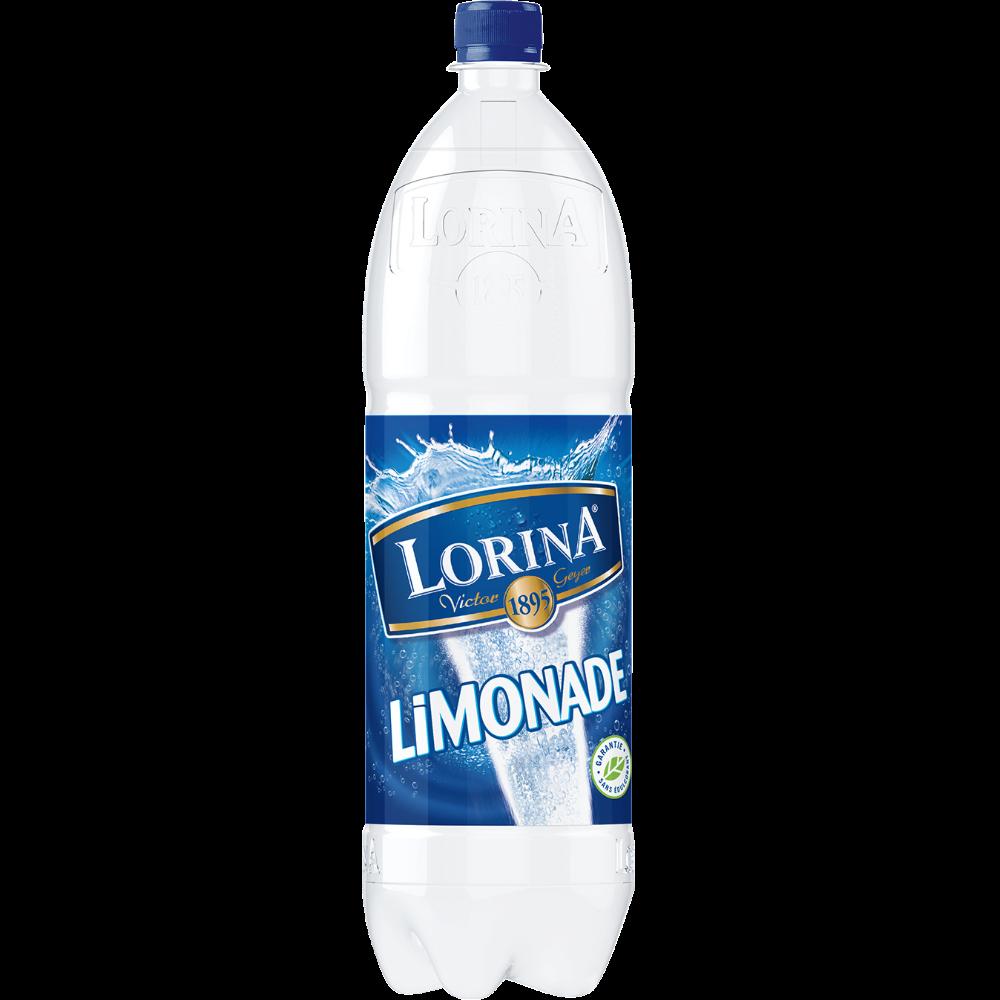 Limonade double zest, Lorina (1.5 L)