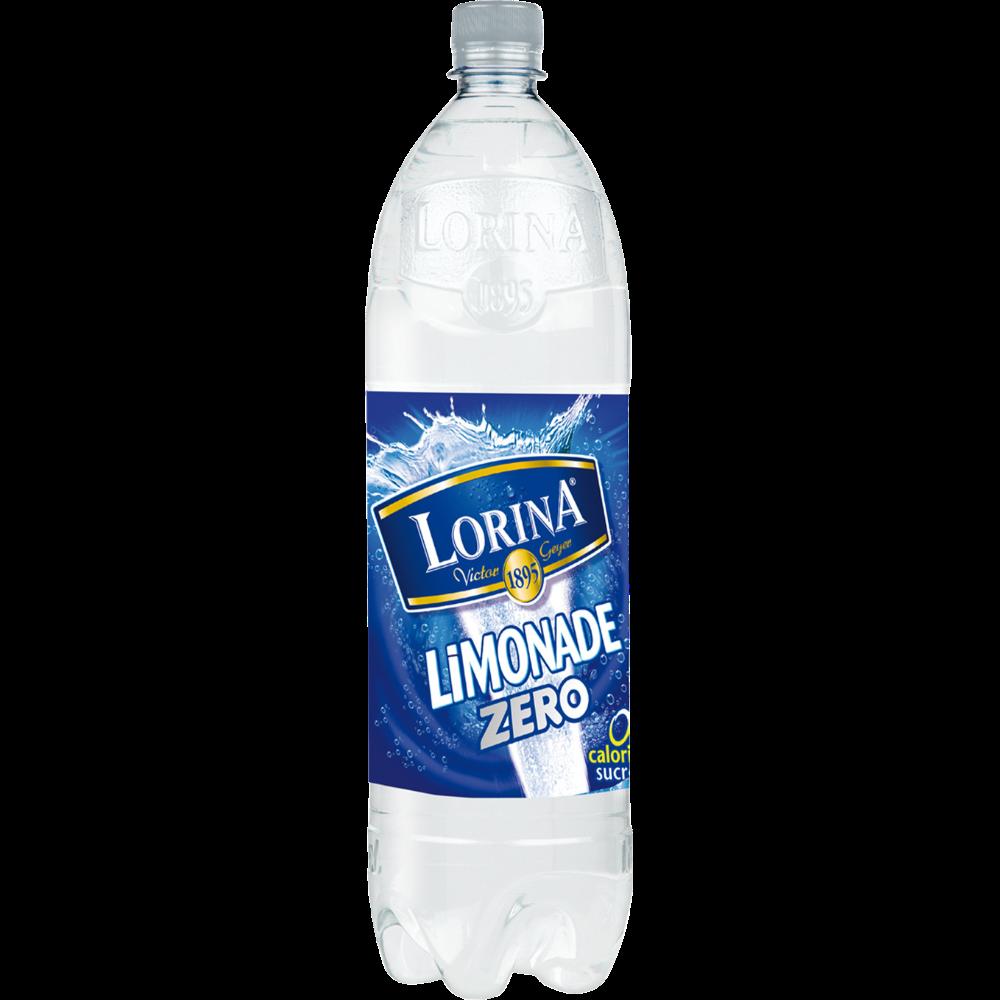 Limonade zéro, Lorina (1.5 L)