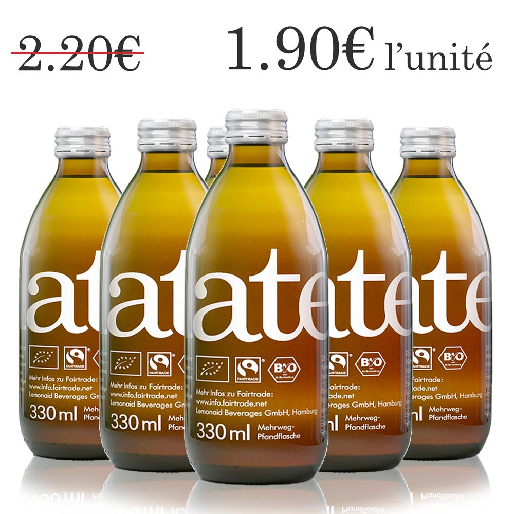 ChariTea maté (6 x 33 cl)