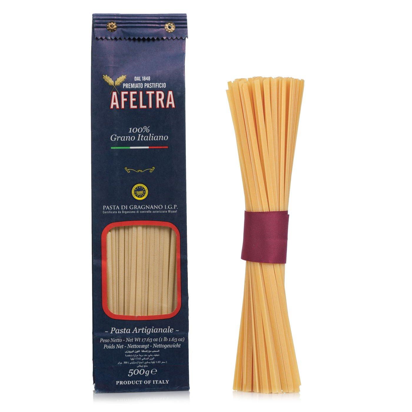Linguina di gragnano pâtes artisanales IGP, Afeltra (500 g)