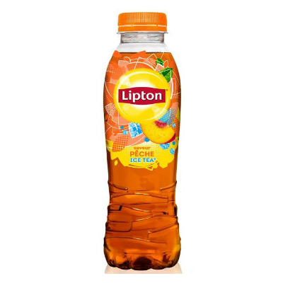 Ice tea pêche, Lipton (50 cl)