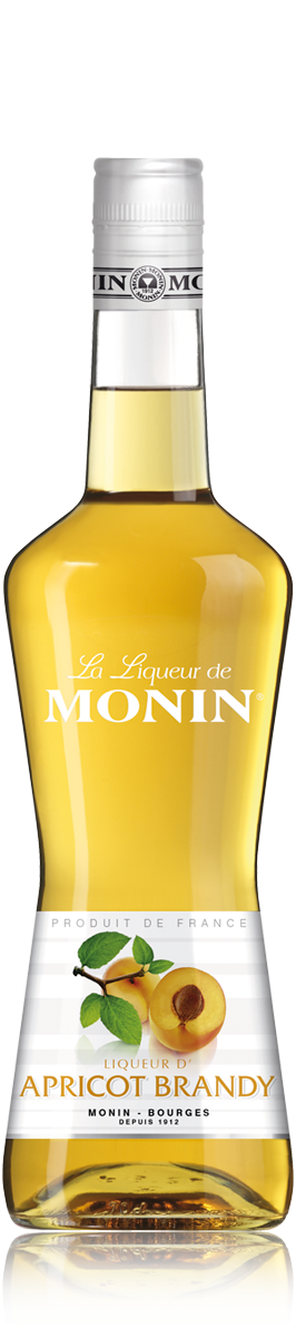 Liqueur d'Abricot 20°, Monin (70 cl)