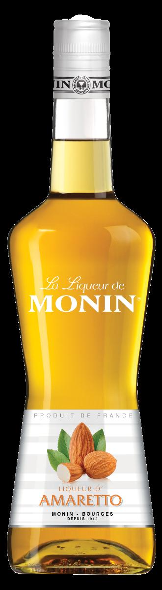 Liqueur d'Amaretto 28°, Monin (70 cl)