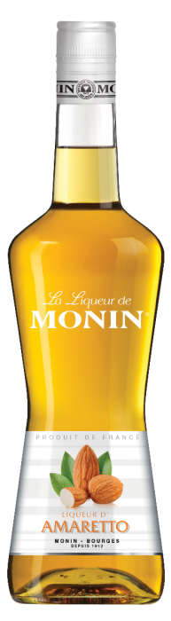 Liqueur d'Amaretto 28°, Monin (70 cl)