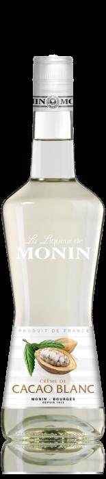 Liqueur de Cacao Blanc 20°, Monin (70 cl)