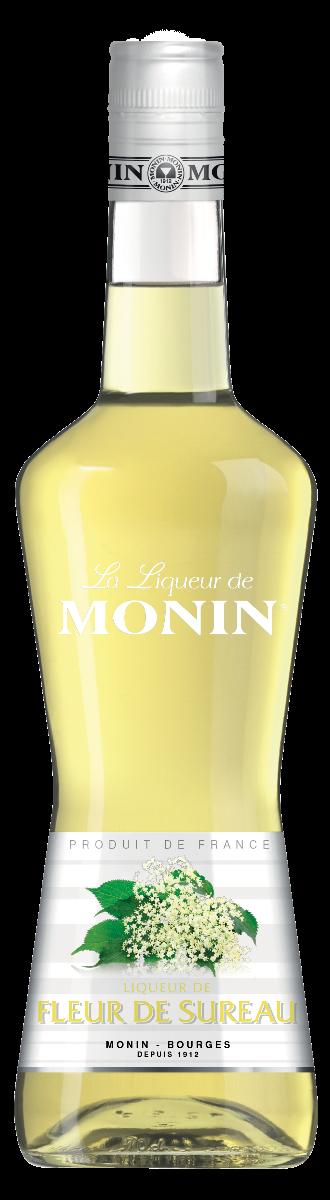 Liqueur de Fleur de Sureau 20°, Monin (70 cl)