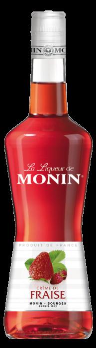 Liqueur de Fraise 18°, Monin (70 cl)
