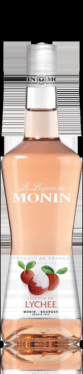 Liqueur de Litchi 17°, Monin (70 cl)