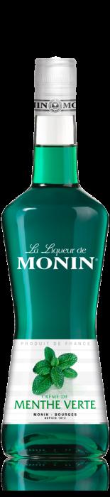 Liqueur de Menthe Verte 20°, Monin (70 cl)