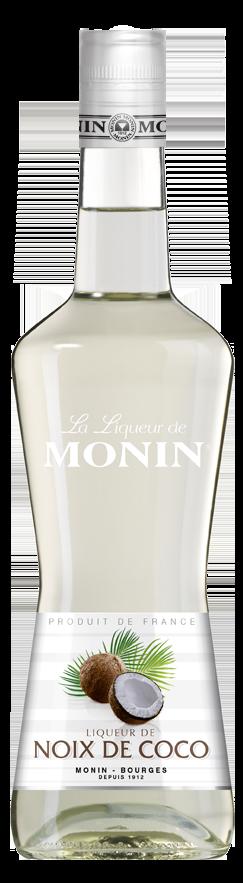Liqueur de Noix de Coco 20°, Monin (70 cl)