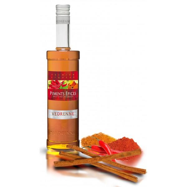 Liqueur piment épices Vedrenne (70 cl)
