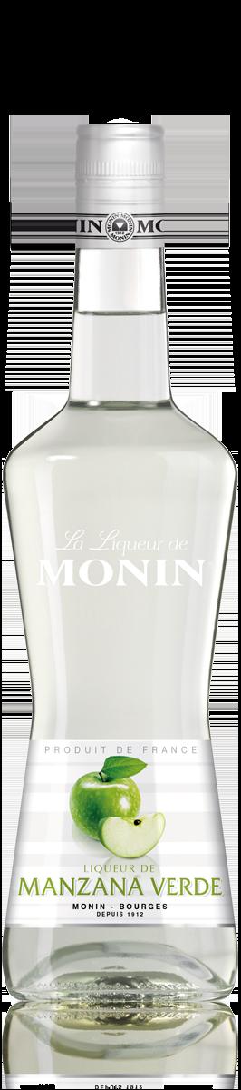 Liqueur de Pomme Verte 20°, Monin (70 cl)