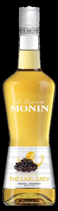Liqueur de Thé Earl Grey 20°, Monin (70 cl)