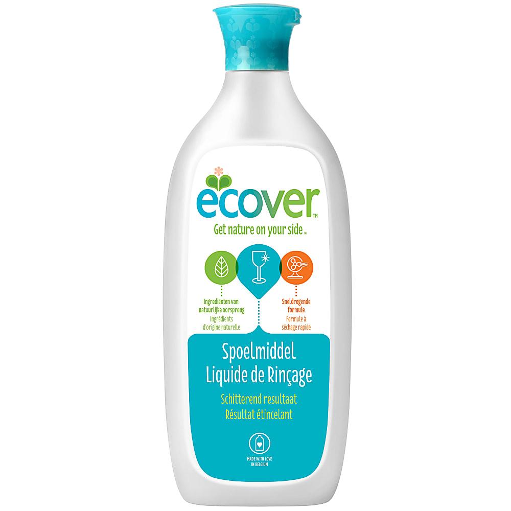 Liquide rinçage pour lave-vaisselle, Ecover (500 ml)