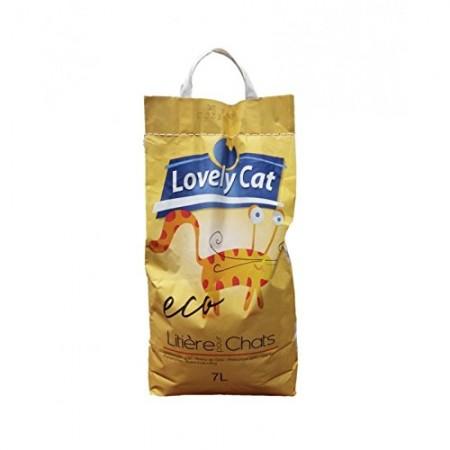 Litière parfumée Fresh, Lovely Cat (8 L)