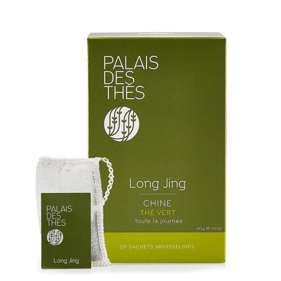 Thé vert Long Jing, Palais des Thés (x 20)