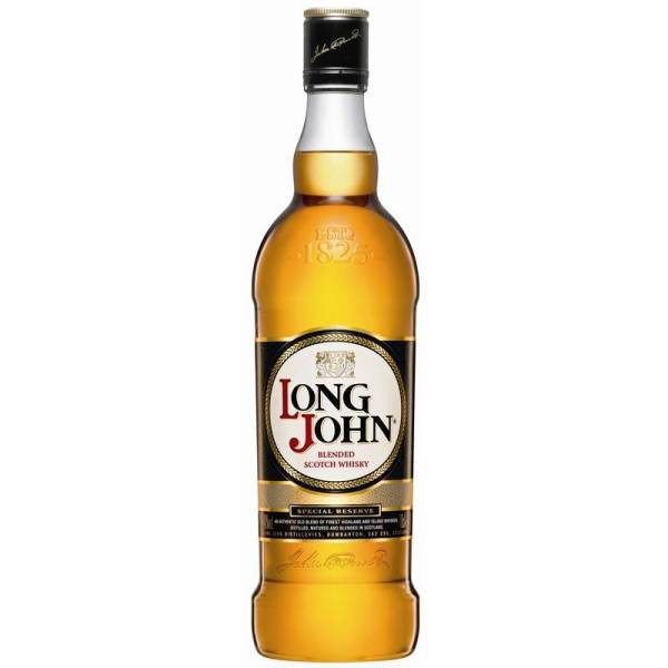 Whisky Long John (70 cl)