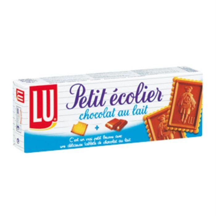 Petit écolier Chocolat au lait, Lu (150 g)