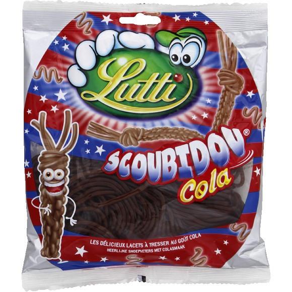 Bonbons Scoubidou Cola, Lutti (200 g)