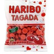 Bonbons Fraise Tagada, Haribo (200 g)