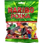 Bonbons Polka Haribo (200 g)