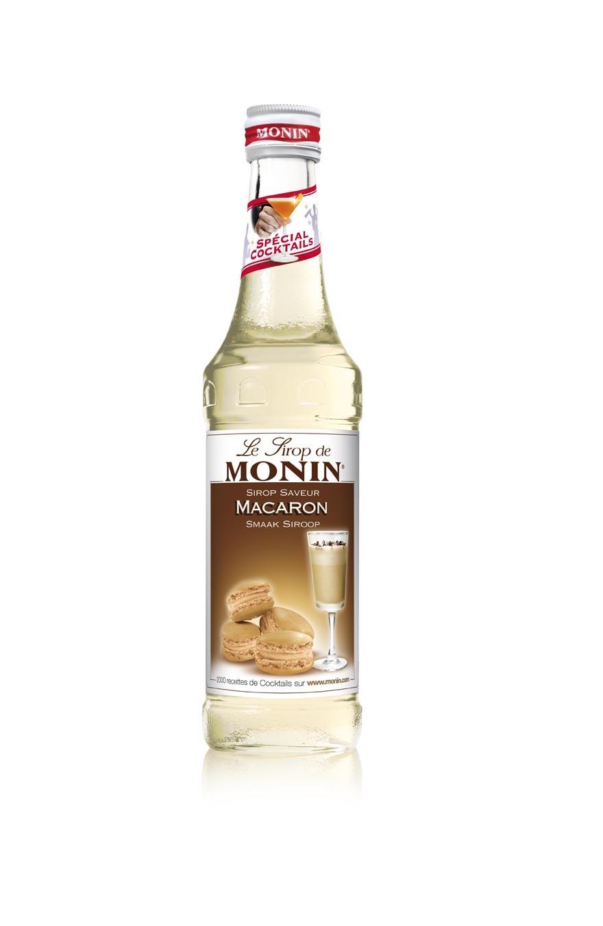 Sirop macaron Monin (70 cl)