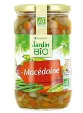 Macédoine BIO, Jardin Bio (660 g)