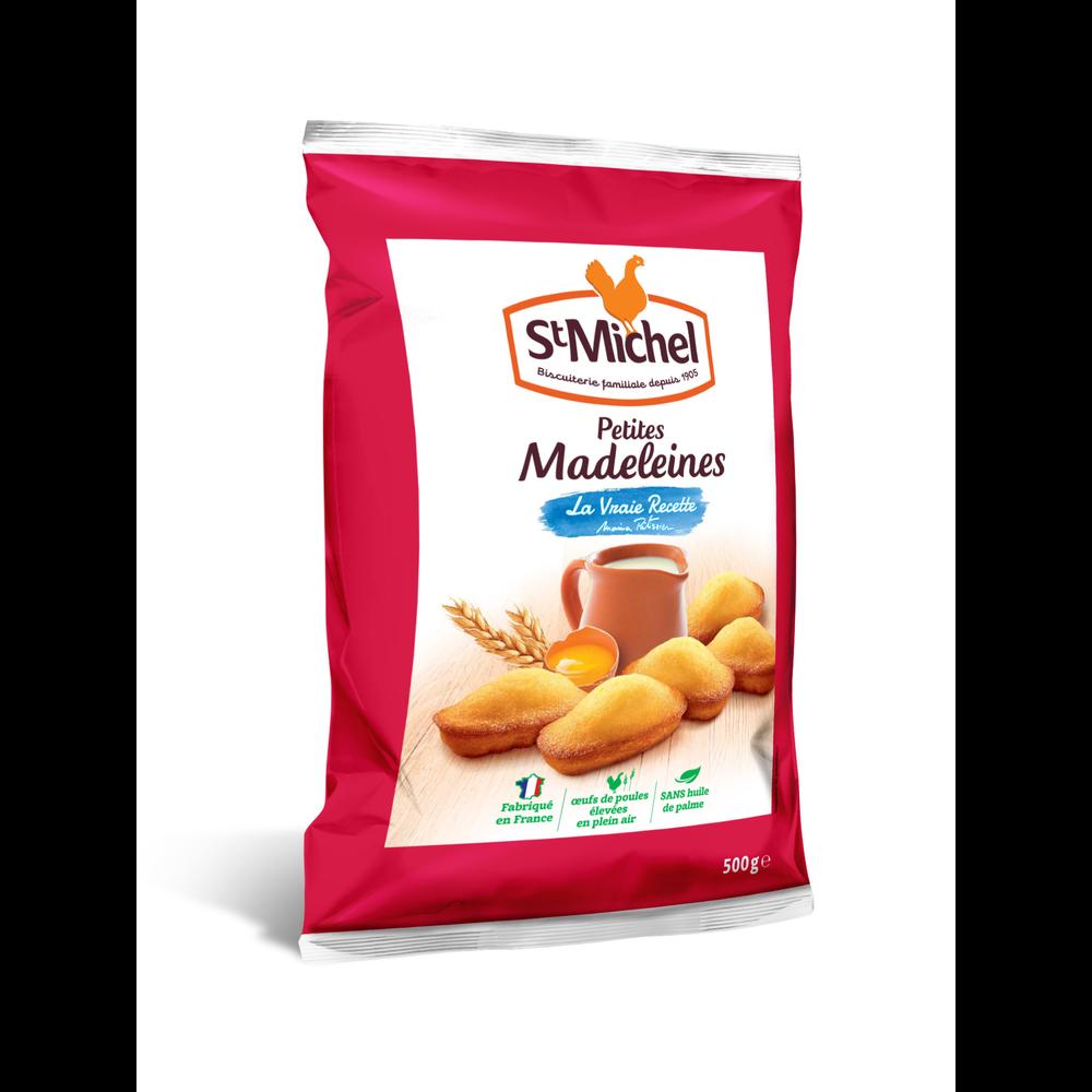 Petites madeleines aux oeufs plein air, Saint Michel (500 g)
