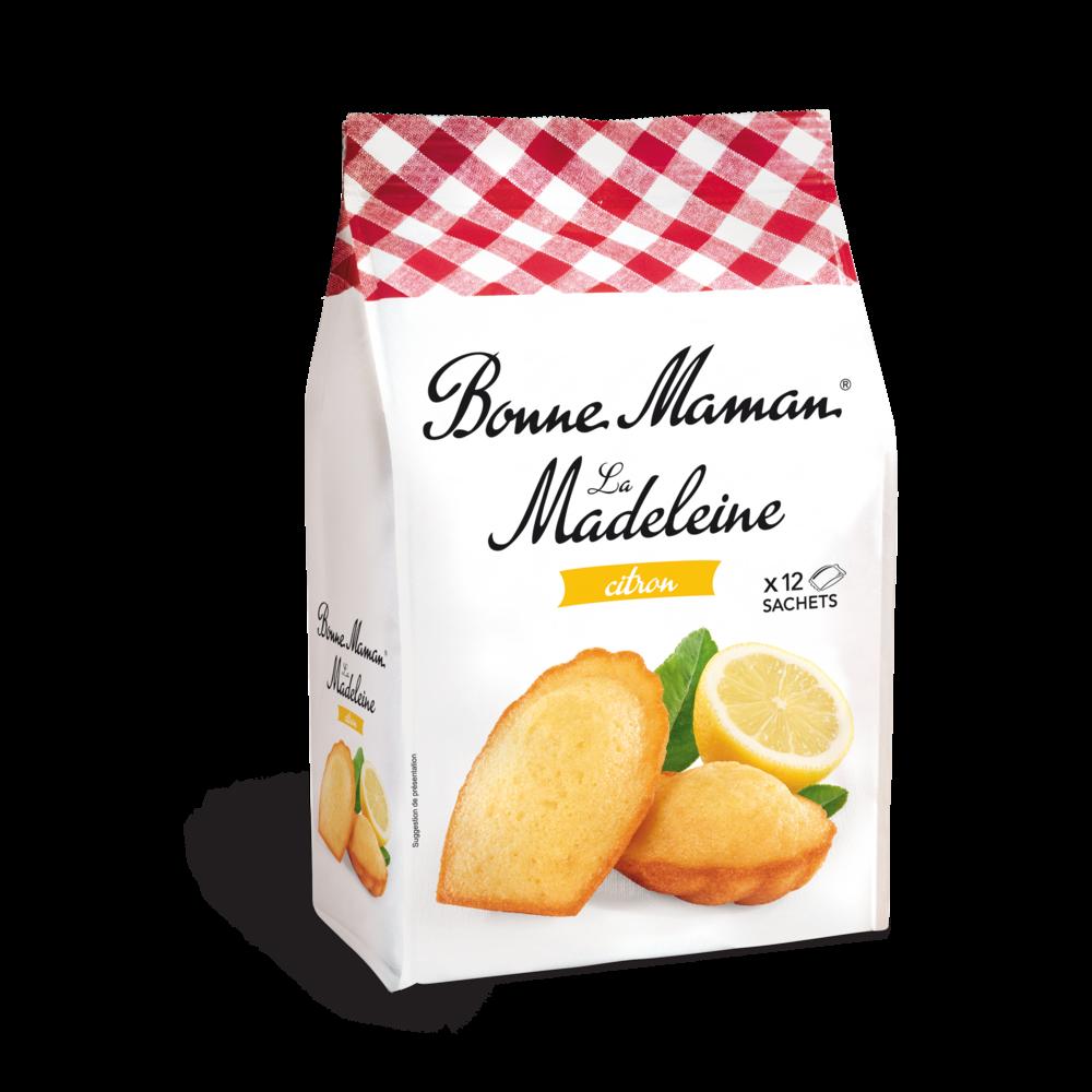 Madeleine tradition citron, Bonne Maman (300 g)