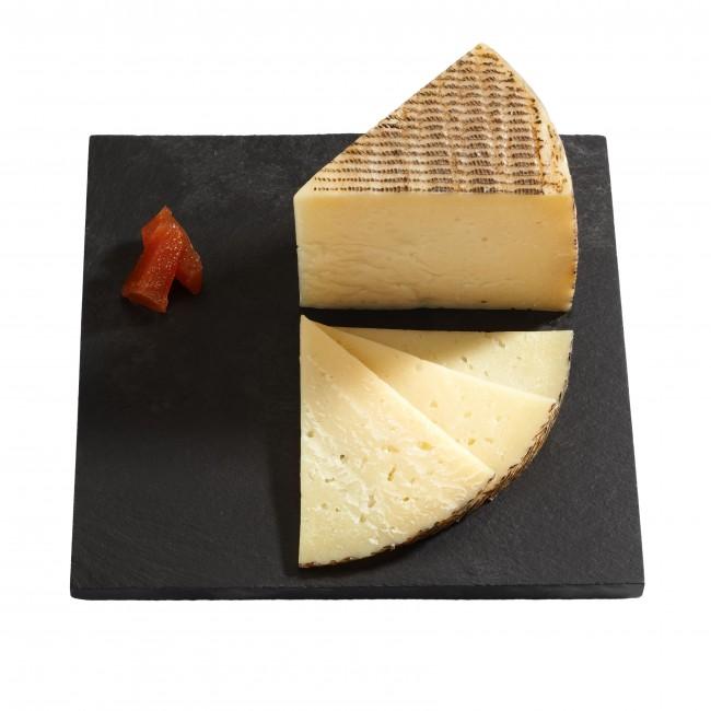 Manchego Curado 1/8ème, Bellota-Bellota (environ 400 g)