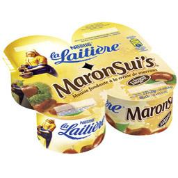 Maronsuis, La Laitière (4 x 68.8 g)